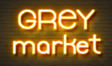 grey market know who youre buying from