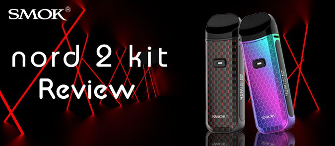 SMOK Nord 2 Review