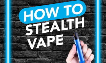 how to stealth vape