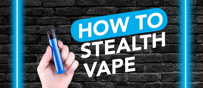 how to stealth vape blog image