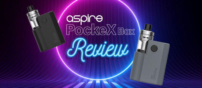 aspire pockex box review