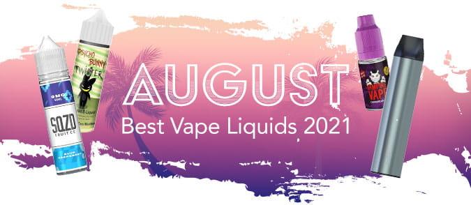 august vape liquid