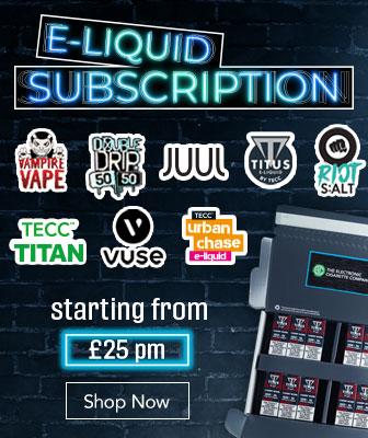 e liquid subscription 336