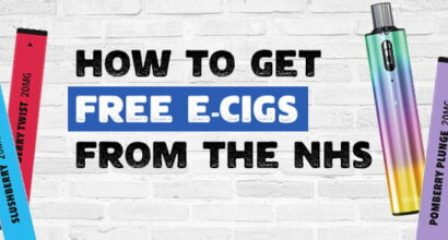 how to get free ecigs from the nhs