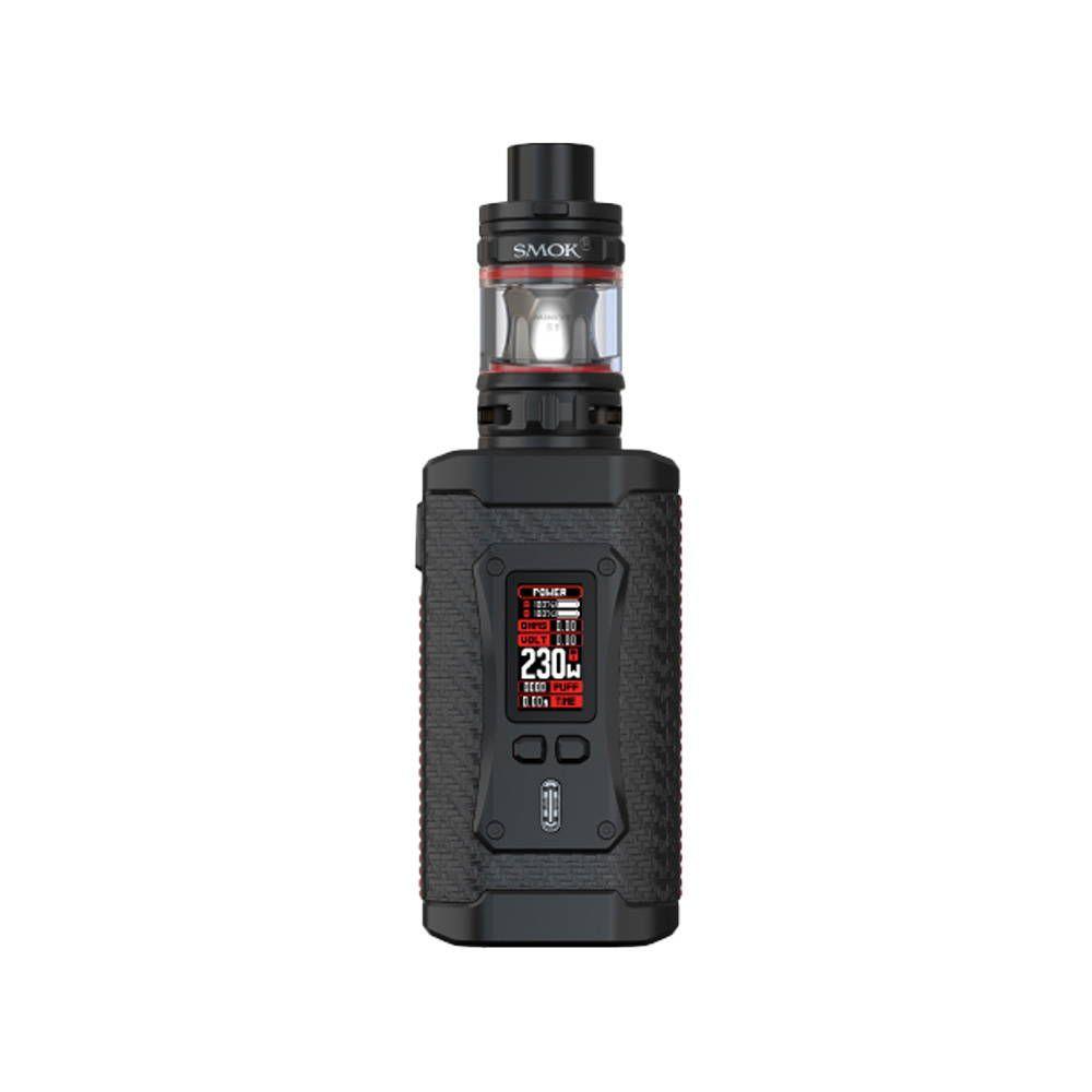 smok morph 2 ecig kit black carbon fibre 1
