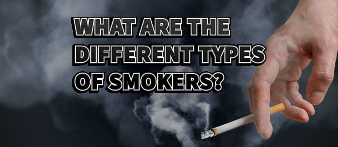 what are the different types of smokers