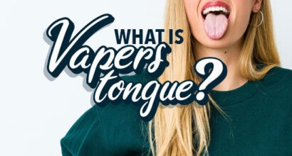 what is vapers tongue