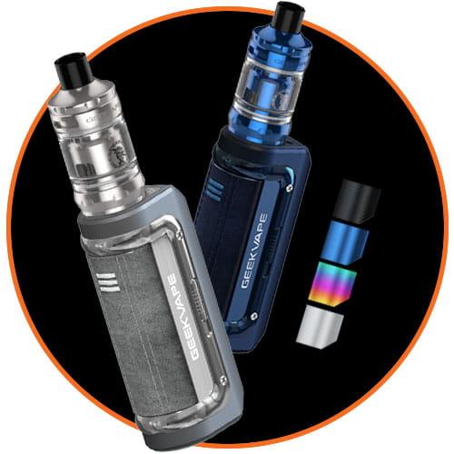 Aegis Mini 2 4 colour options