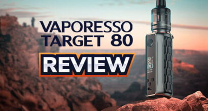 vaporesso target 80 review