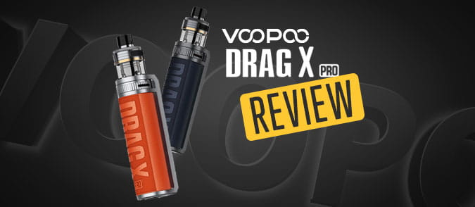 voopoo drag x pro review