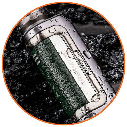 water dust shock resistant