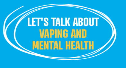 lets talk about vaping and mental health