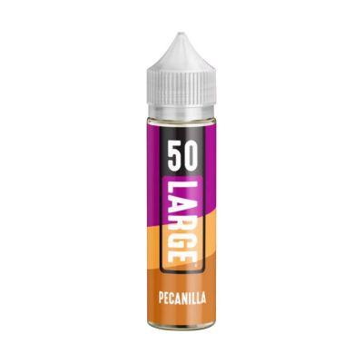 50 Large Short Fill E-juice - Pecanilla