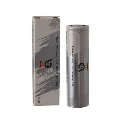 Avatar Silver 18650 2600mAh Battery