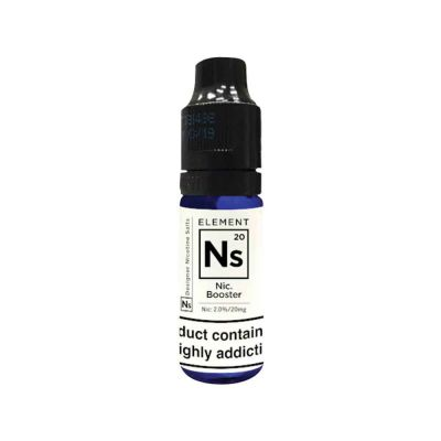 Element Ns20 Nic Salt Shot