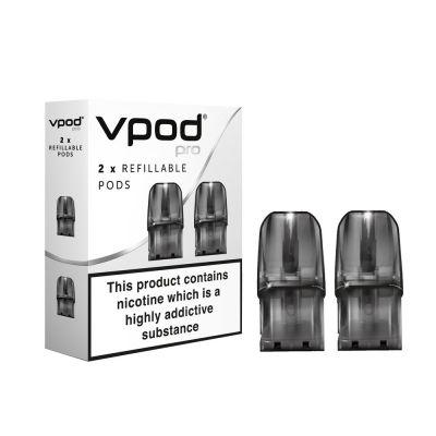 Vapouriz VPOD Pro Pods x 2