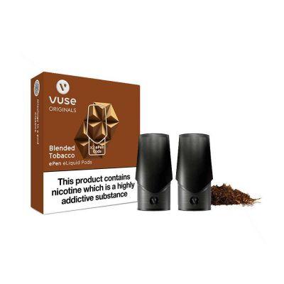 Vuse Originals ePen Pods x 2 - Blended Tobacco