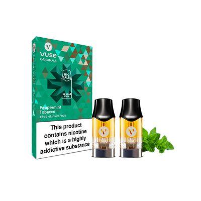 Vuse Originals ePod Pods x 2 - Peppermint Tobacco