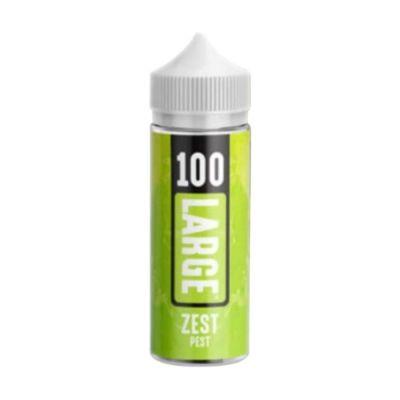 100 Large Short Fill E-juice - Zest Pest
