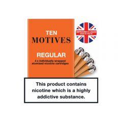 10 Motives Refills x 4 - Regular