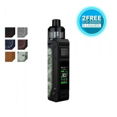 Aspire BP80 Kit with 2 Free Liquids from tecc.co.uk