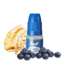 Mr Wicked's Premier E-liquid - Blueberry Crêpe