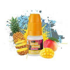 TECC Urban Chase E-liquid - Cool Mango & Pineapple