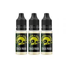 Button Junkie E-liquid - Crack Panda