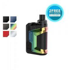 GeekVape Aegis Hero Pod Kit with 2 Free Liquids