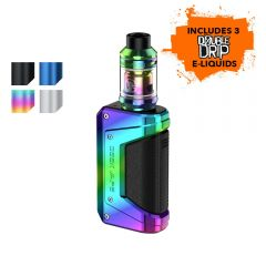 GeekVape L200 kit with 2 free liquids from tecc.co.uk
