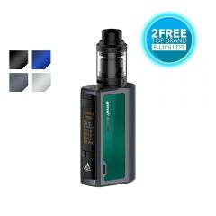 GeekVape Obelisk 200 Kit with 2 free liquids from tecc.co.uk