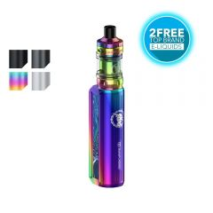 GeekVape Z50 kit with 2 free liquids from tecc.co.uk