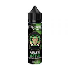 Firehouse Vape Short Fill E-liquid - Green Watch