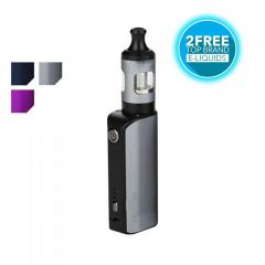 Innokin EZ WATT E-cig Kit with 2 Free Liquids