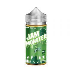 Jam Monster Short Fill E-liquid - Apple