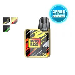Joyetech EVIO BOX Kit - Metal from tecc.co.uk