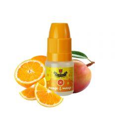 Mr Wicked's Premier E-liquid - Orange & Mango