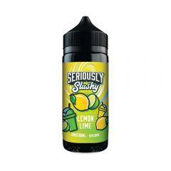 Seriously Slushy Short Fill - Lemon Lime