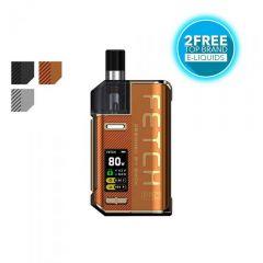 SMOK Fetch Pro Pod Kit with 2 Free Liquids