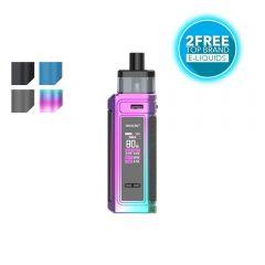 SMOK G-PRIV Pod Kit with 2 free liquids from tecc.co.uk