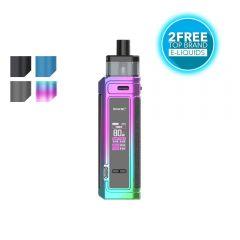 SMOK G-PRIV Pro Pod Kit with 2 free liquids from tecc.co.uk