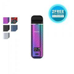 SMOK novo X Pod Kit with 2 Free Liquids