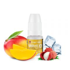 Symphonic E-liquid - Iced Mango & Lychee