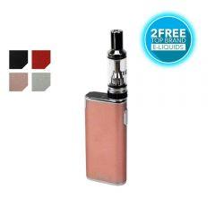TECC arc Slim E-cig Kit with 2 Free Liquids