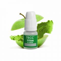 TECC Titan E-liquid - Apple