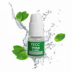 TECC Titan E-liquid - Menthol