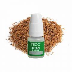 TECC Titan E-liquid - Tobacco