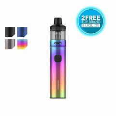 Vaporesso GTX GO 40 with 2 free e-liquids from tecc.co.uk