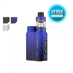 Vaporesso SWAG II Kit with 2 Free Liquids