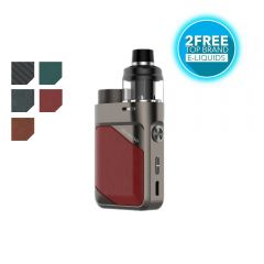 Vaporesso SWAG PX80 Kit with 2 Free Liquids